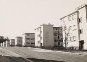 Mehrfamilienhäuser. Foto Emil Roth, Nachlass Emil Roth, gta Archiv.